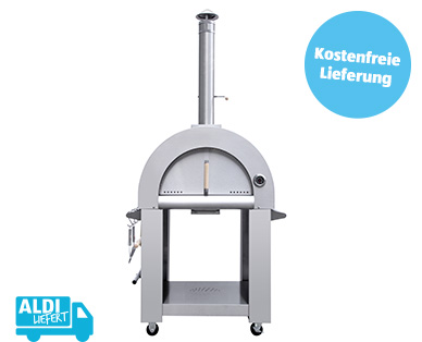 Fireking Edelstahl Pizzaofen Aldi Süd Angebot Kw 17 Angebote Der