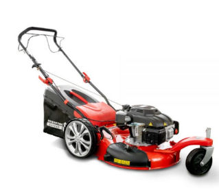 powertec garden bw 56 trike benzin rasenm her norma. Black Bedroom Furniture Sets. Home Design Ideas